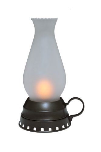 Candle Powered Led Lantern