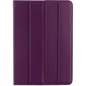 M-EDGE M-Edge Incline Carrying Case for iPad mini - Purple<br>INCLINE PURPLE CASE FOR IPAD MINI<br>Microfiber Leather (Mini Ipad Printer compare prices)