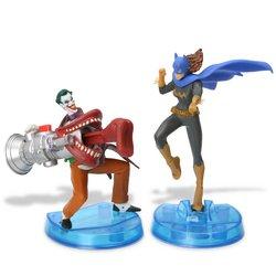 Buy Low Price Mattel DC Universe Fighting Figures – Batgirl vs. The Joker (B001AQATLS)