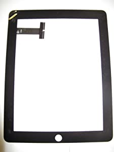 Apple iPad Front Glass Panel Digitizer Touch Screen by Apple Computer