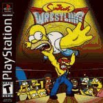 Simpson's Wrestling - PlayStation