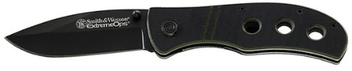 Smith And Wesson Extreme Ops Knife