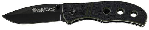 Smith & Wesson Ckg105 Extreme Ops Folder Knife