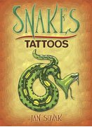 Dover Temporary Tattoos Snakes - 1