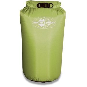 Sea to Summit Lightweight Dry Sack,Green,X-Large-20-Liter