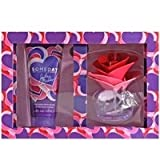 Justin Bieber Someday Gift Set For Women (Eau De Parfum Spray Body Lotion)
