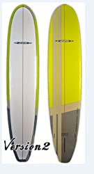 """Ultimate"" - 10' Longboard Surfboard"