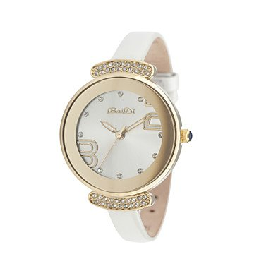 Running Watch fashion ladies watch with charming stones