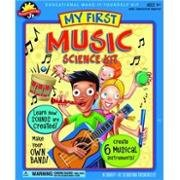 POOF-Slinky 0S6803002 Scientific Explorer My First Music Science Kit, 6-Activites