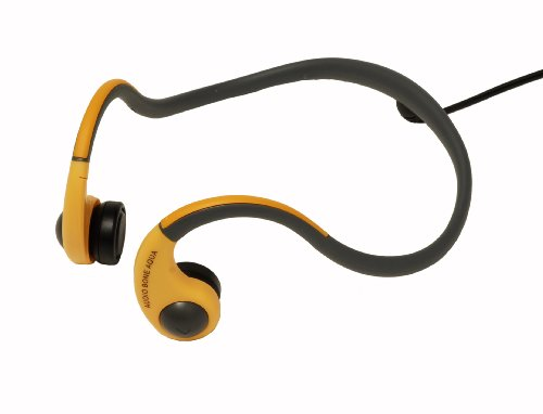 Audio Bone Ab10Or 1.0 Headphones (Orange)