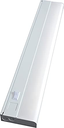 ge advantage fluorescent light fixture 24 inch 16690. Black Bedroom Furniture Sets. Home Design Ideas