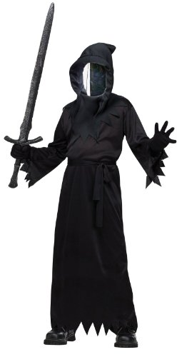 Big Boys' Haunted Mirror Ghoul Costume