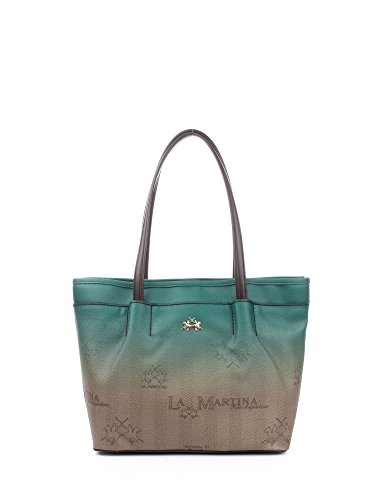 La Martina 355.007 Shopping Donna Green Pz