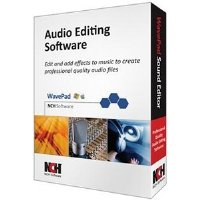 NCH WavePad Sound Editor Software