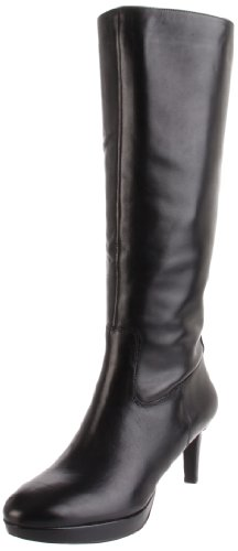 Rockport Women's Juliet Boot Black Knee High Boot K58580 7 UK