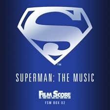 SUPERMAN: THE MUSIC (1978-1988) CD BOX SET