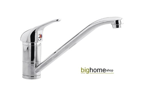 Annecy Modern Monoblock Kitchen Sink Mixer Tap
