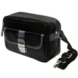 Nikon 1 Series Deluxe Digital Camera Case (Black) for J1, J2, J3, S1, V1, V2