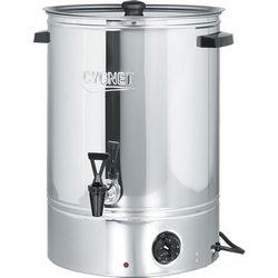 Burco Cygnet MFCT1030 30 Litre Counter Top Manual Fill Water Boiler Stainless Steel