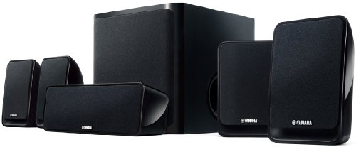 Yamaha-NS-P20-51-Channel-Speaker-Package