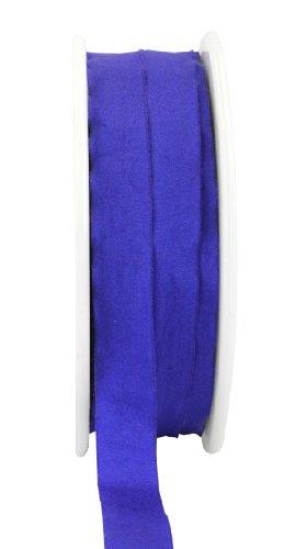 May Arts 1/2-Inch Wide Ribbon, Royal Blue Solid