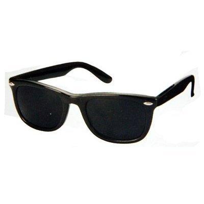 black shades glasses  Cheap Monday Sunglasses