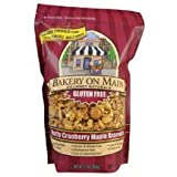Bakery On Main Nutty Cranberry Granola Gluten Free ( 6x12 OZ)