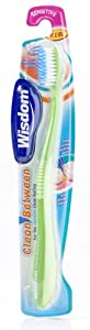 Wisdom Clean Between Toothbrush: Sensitive