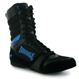 Lonsdale Boys Cyclone Boxing Boots