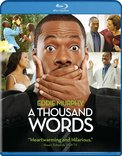 Cover art for  A Thousand Words (+UltraViolet) [Blu-ray]