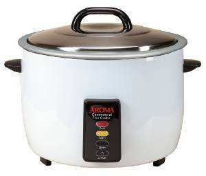 Aroma 60-Cup Commercial Rice Cooker (Aroma 60 Cup Rice Cooker compare prices)