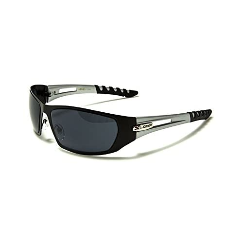 X-Loop ® Mens Sport Sunglasses - New Season Collection - Deluxe Metal Version (Professional Edition)