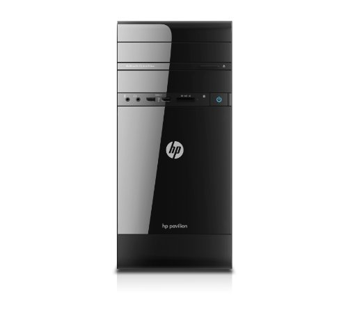 HP Pavilion p2-1310 Desktop (Black)