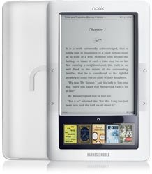 Barnes &amp; Noble NOOK ebook reader (WiFi + 3G)[B&amp;W]