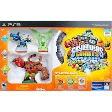 Skylanders Giants: PS3 Starter Pack wtih Exclusive Glow In The Dark Cynder & Portal of Power