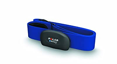 Polar H7 Bluetooth 4.0 Heart Rate Sensor Set for iPhone 4S/5 by Polar