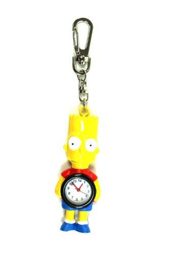 bart-simpson-keychain-watch-bart-simpson-keychain-clock