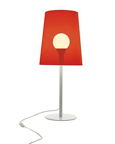 PEDRALI Lámpara De Mesa L001Taa Rojo/Blanco