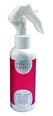 Keratin Express EXTRA 4oz ® Factory Fresh with E-Commerce Authenticity Code! Smoothing Treatment That Lasts Up To 6 Weeks!