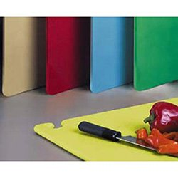 "San Jamar Kit Restaurant Cutting Boards 15""X20"" Convenience Pack, 5 Cutting Boards back-332873"