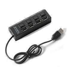USB HUB 4+4 PORT Multybyte