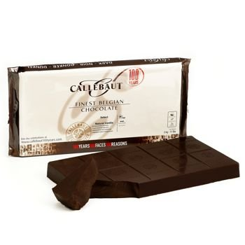 Belgian Dark Chocolate Baking Block - 70.4% - 1 block, 11 lbs