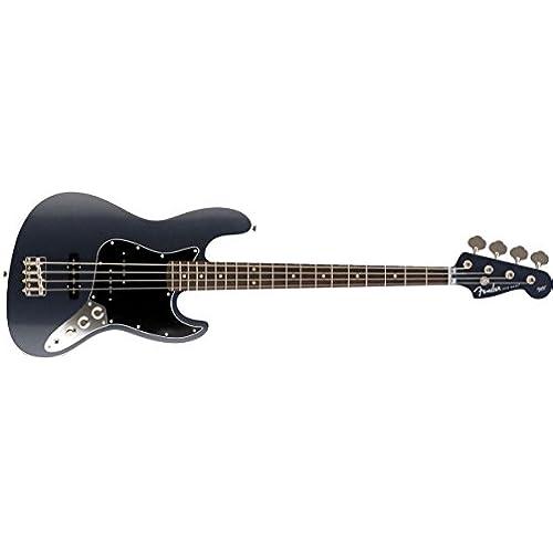 Fender Japan Exclusive Aerodyne Jazz Bass / US Gun-Metal Blue (UGB) 팬더 재팬 ex크루 시부  에어로 다인(dyne) 재즈 베이스-
