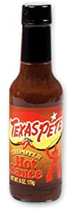 Texas Pete CHIPOTLE Hot Sauce 6oz from Texas Pete