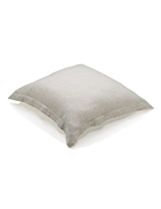 Pure Linen Striped Cushion