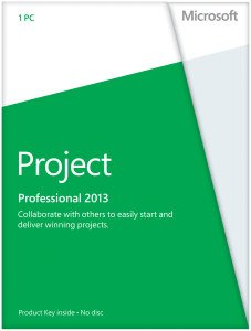Microsoft Project Professional 2013 Download Digital