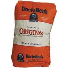 Amazon.com : Uncle Ben's Converted Rice, 25 Pound : Dried