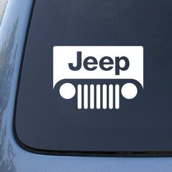 jeep-logogrill-style-6-white-decal-car-truck-notebook-vinyl-decal-sticker