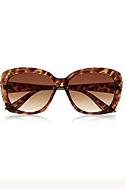 M&S Collection Animal Print Baguette Sunglasses [T01-3929-S]