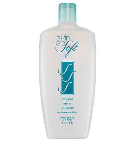 Avon Skin So Soft Bath Oil Original
